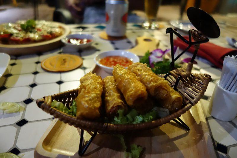 Vietnamesiska vårrullar, yummy!
