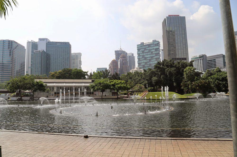 Centrala Kuala Lumpur, Februari 2015
