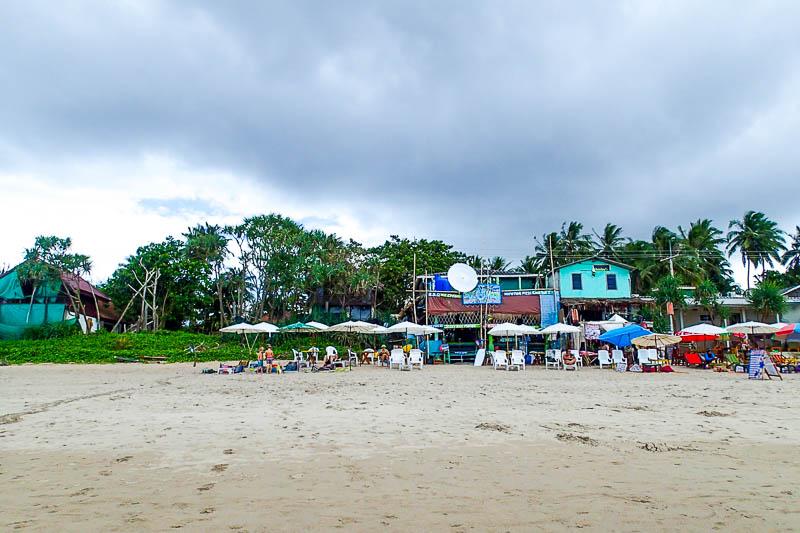 Vårt häng en dag på Klong Nin