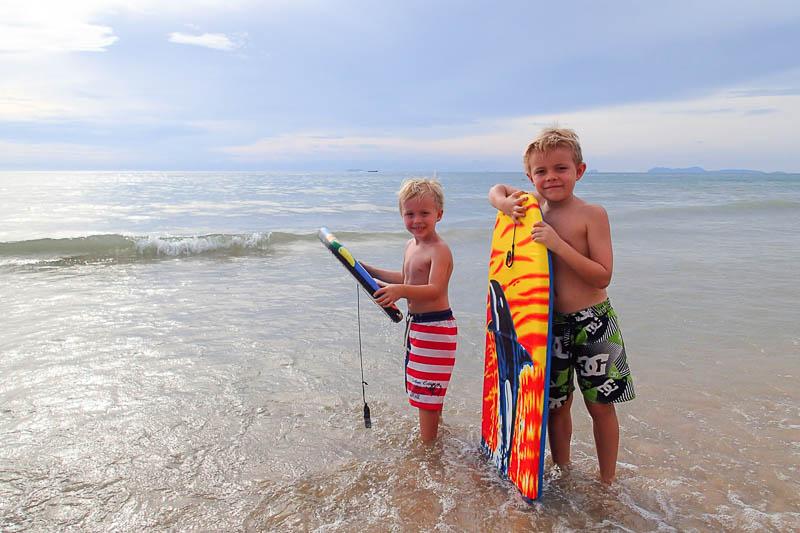 Surfkillarna