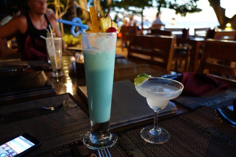 Bästa drinkarna i Thailand hittar ni på Andalay beach resort på Koh Libong.
